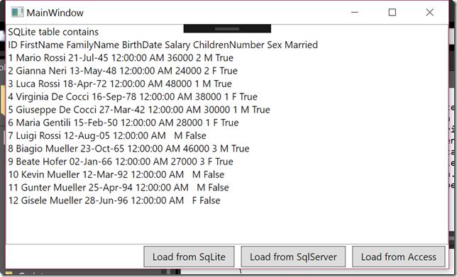 SQLite_Output